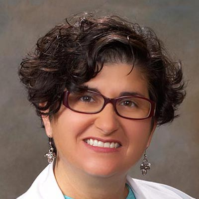 Maria M Gregory, MD