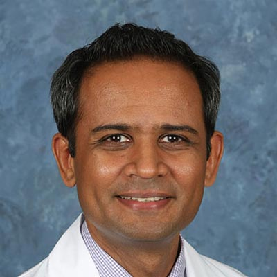 Darshan V Patel, MD